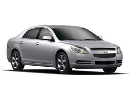 2010 Chevrolet Malibu LT Platinum Edition (Stk: BC0116A) in Sudbury - Image 1 of 2