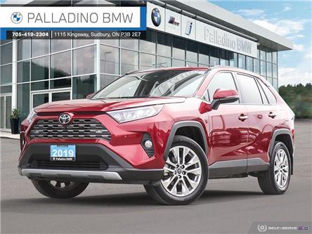 2019 Toyota RAV4 Limited (Stk: BC0031) in Sudbury - Image 1 of 29