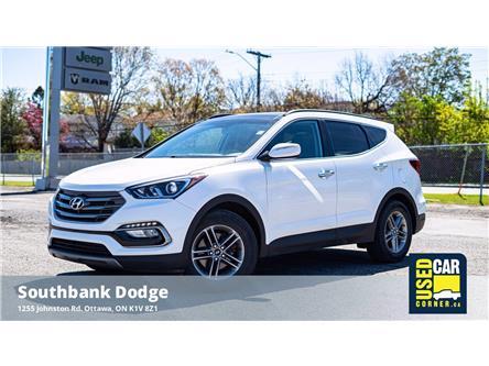 2017 Hyundai Santa Fe Sport 2.4 Luxury (Stk: 2100551) in OTTAWA - Image 1 of 24