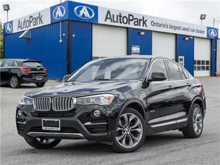 2016 BMW X4 xDrive28i (Stk: 16-20242T) in Georgetown - Image 1 of 21