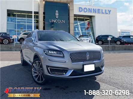 2020 Lincoln Nautilus Reserve (Stk: DT299) in Ottawa - Image 1 of 28