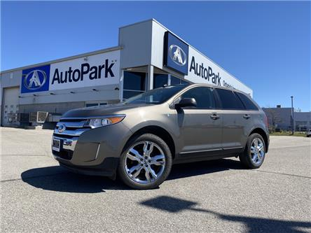 2013 Ford Edge SEL (Stk: 13-84014JB) in Barrie - Image 1 of 27