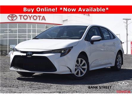 2021 Toyota Corolla LE (Stk: 19-29161) in Ottawa - Image 1 of 23