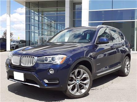 2017 BMW X3 xDrive28i (Stk: P9866) in Gloucester - Image 1 of 27