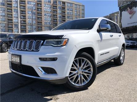 2018 Jeep Grand Cherokee Summit (Stk: P5343) in North York - Image 1 of 30
