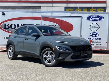2022 Hyundai Kona 2.0L Preferred (Stk: 22KO01) in Midland - Image 1 of 12