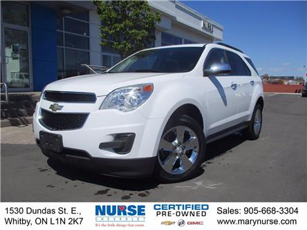 2014 Chevrolet Equinox 1LT (Stk: 21R016A) in Whitby - Image 1 of 25
