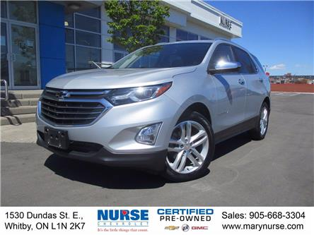 2018 Chevrolet Equinox Premier (Stk: 10X528) in Whitby - Image 1 of 30