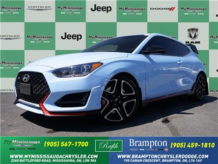 2020 Hyundai Veloster N N (Stk: 21344A) in Mississauga - Image 1 of 26