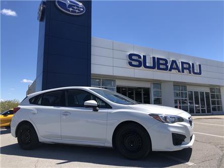 2017 Subaru Impreza Convenience (Stk: P1010) in Newmarket - Image 1 of 2