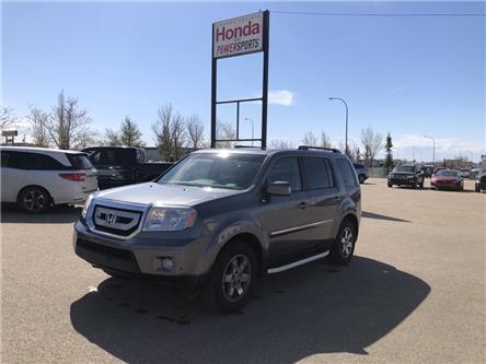 2011 Honda Pilot Touring (Stk: H14-5603A) in Grande Prairie - Image 1 of 29