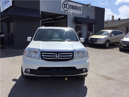 2014 Honda Pilot EX (Stk: ) in Winnipeg - Image 1 of 19