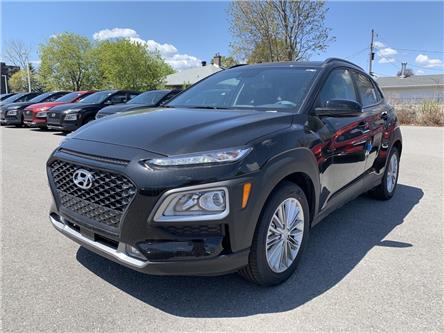2021 Hyundai Kona 2.0L Luxury (Stk: S20284) in Ottawa - Image 1 of 18