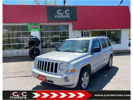 2010 Jeep Patriot Limited (Stk: ) in Cobourg - Image 1 of 19