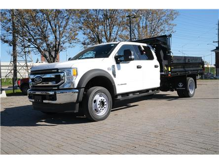 2021 Ford F-550 Chassis  (Stk: 2103060) in Ottawa - Image 1 of 14