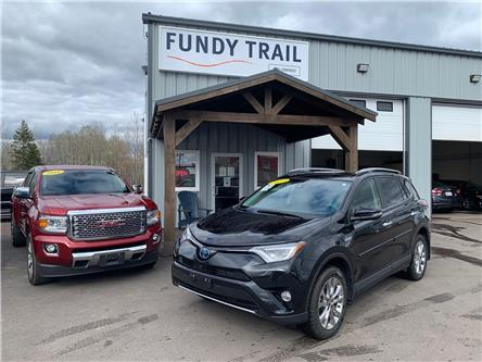 2017 Toyota RAV4 Hybrid Limited (Stk: 21138a) in Sussex - Image 1 of 12