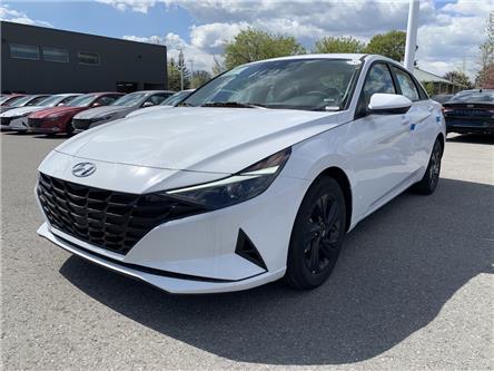2021 Hyundai Elantra Preferred (Stk: S20237) in Ottawa - Image 1 of 18