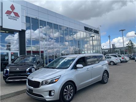 2018 Kia Sedona SX+ (Stk: 7768) in Edmonton - Image 1 of 29