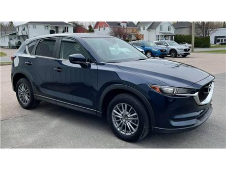 2017 Mazda CX-5 GS (Stk: ) in Alma - Image 1 of 11
