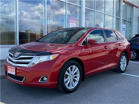 2015 Toyota Venza Base (Stk: TX187A) in Cobourg - Image 1 of 26