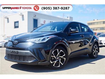 2021 Toyota C-HR XLE Premium (Stk: 210033) in Hamilton - Image 1 of 20