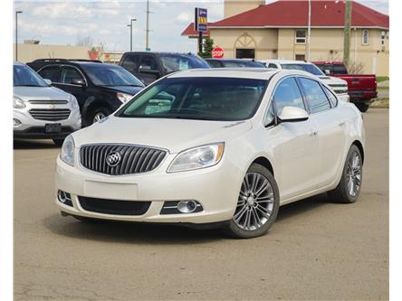 2012 Buick Verano Leather Package (Stk: 4614AA) in Dawson Creek - Image 1 of 13