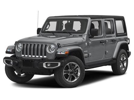 2018 Jeep Wrangler Unlimited Sahara (Stk: VP880) in Stratford - Image 1 of 9