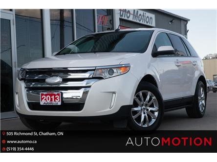 2013 Ford Edge SEL (Stk: 21604) in Chatham - Image 1 of 23