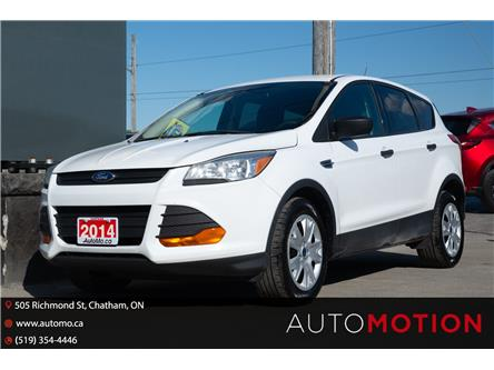2014 Ford Escape S (Stk: 21839) in Chatham - Image 1 of 15