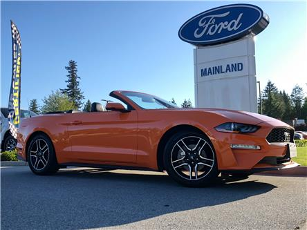 2020 Ford Mustang EcoBoost Premium (Stk: P8501) in Vancouver - Image 1 of 28