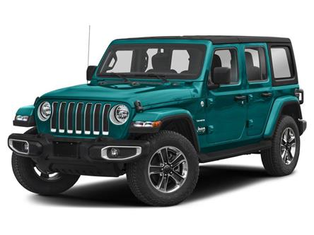 2020 Jeep Wrangler Unlimited Sahara (Stk: LC0809) in Surrey - Image 1 of 9