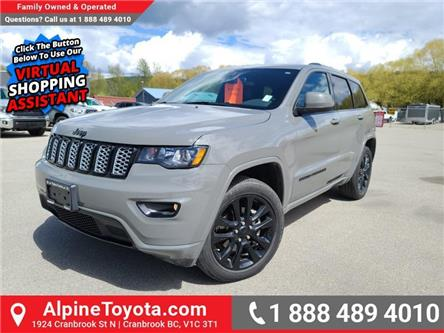 2019 Jeep Grand Cherokee  (Stk: X061567A) in Cranbrook - Image 1 of 26