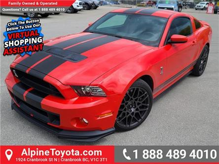 2014 Ford Shelby GT500 Base (Stk: 5236837M) in Cranbrook - Image 1 of 23