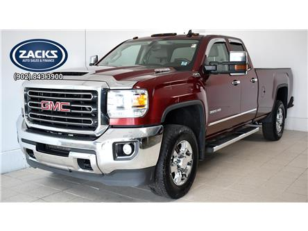 2017 GMC Sierra 3500HD SLT (Stk: 23130) in Truro - Image 1 of 36