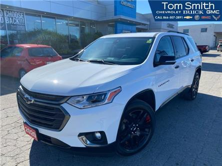 2020 Chevrolet Traverse Premier (Stk: 210491A) in Midland - Image 1 of 23