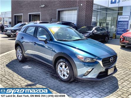 2019 Mazda CX-3 GS (Stk: 30820A) in East York - Image 1 of 30