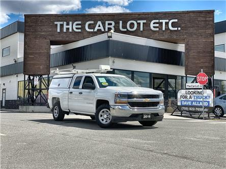2016 Chevrolet Silverado 1500 WT (Stk: 21189) in Sudbury - Image 1 of 22
