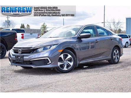 2019 Honda Civic LX (Stk: L135A) in Renfrew - Image 1 of 28