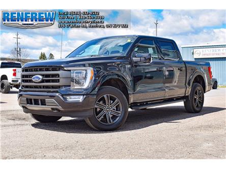 2021 Ford F-150  (Stk: P1791) in Renfrew - Image 1 of 30