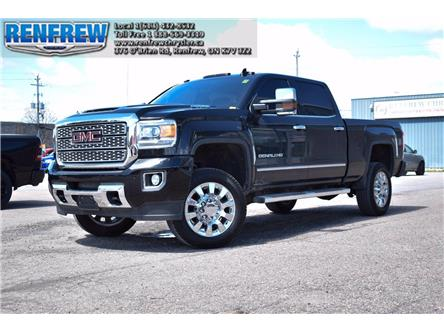 2019 GMC Sierra 2500HD Denali (Stk: P1795) in Renfrew - Image 1 of 30