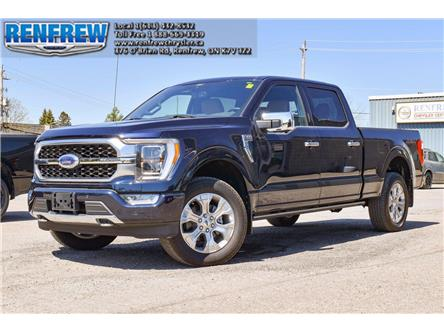 2021 Ford F-150  (Stk: P1798) in Renfrew - Image 1 of 30