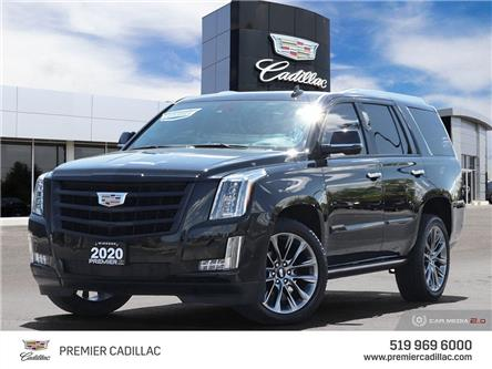 2020 Cadillac Escalade Premium Luxury (Stk: 210622A) in Windsor - Image 1 of 29