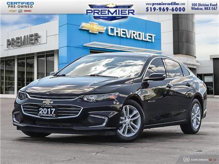 2017 Chevrolet Malibu 1LT (Stk: P19805) in Windsor - Image 1 of 27