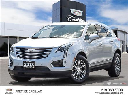 2018 Cadillac XT5 Luxury (Stk: P19802) in Windsor - Image 1 of 28