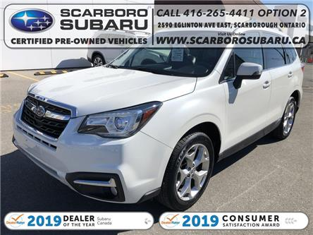 2018 Subaru Forester 2.5i Touring (Stk: JH431159) in Scarborough - Image 1 of 20