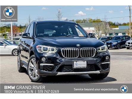 2017 BMW X1 xDrive28i (Stk: PW5883) in Kitchener - Image 1 of 25