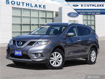 2015 Nissan Rogue SV (Stk: P51709) in Newmarket - Image 1 of 27