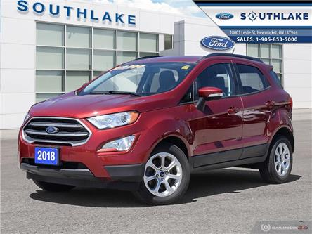 2018 Ford EcoSport SE (Stk: P51579) in Newmarket - Image 1 of 27