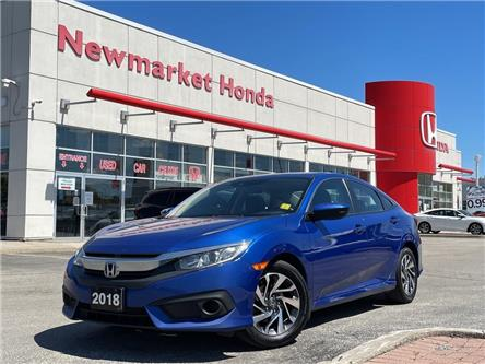 2018 Honda Civic EX (Stk: 21-2069A) in Newmarket - Image 1 of 20