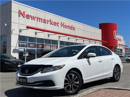 2014 Honda Civic EX (Stk: OP-5643A) in Newmarket - Image 1 of 20